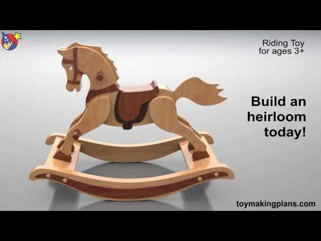 Diy Plan For Wooden Rocking Horse Pdf Download Easy Woodwork Designs