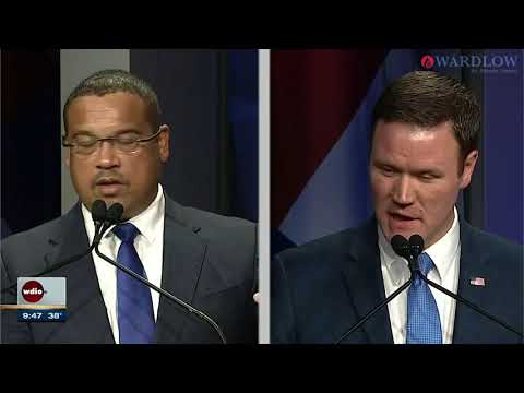 Keith Ellison and his extreme past