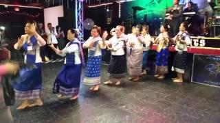 Video Dok Champa traditional dance Champa muong Lao download MP3, 3GP, MP4, WEBM, AVI, FLV Juni 2018