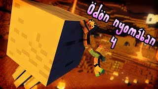 Minecraft - Ödön nyomában Part:4. [ANIMÁCIÓ!]