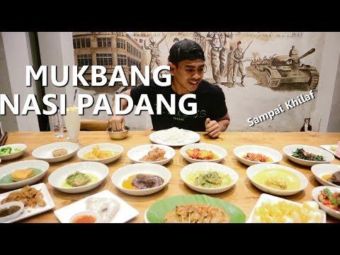 MUKBANG | Makan Banyak Di Restoran PADANG MERDEKA