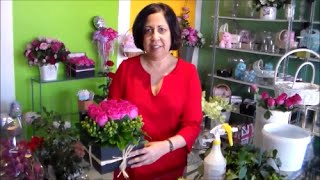 Florist City Durban - Roses in a Box