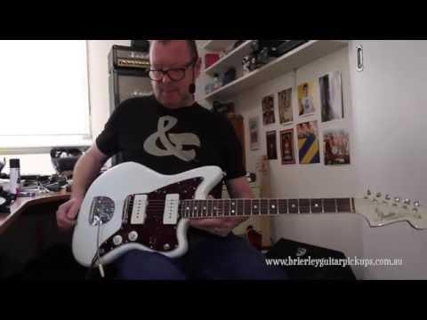 Brierley Pickups: Custom Jazzmaster™ Pickups