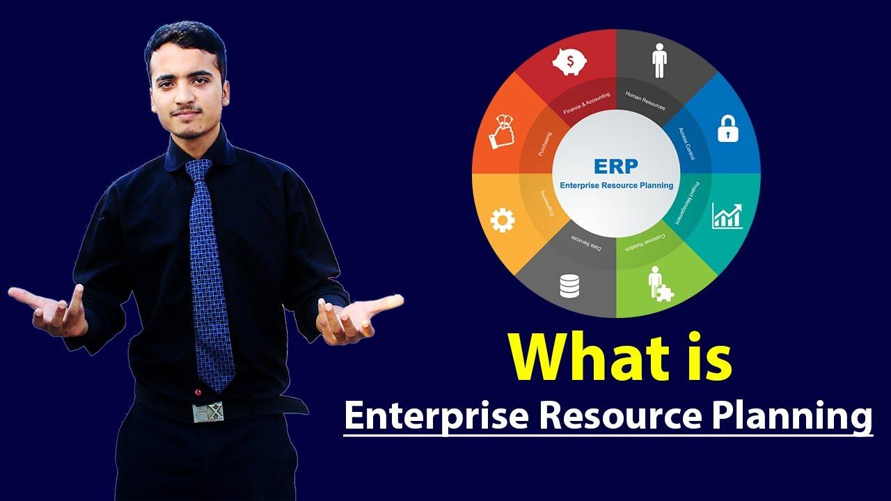 Download Enterprise Resource Planning ERP - Explained in Hindi / Urdu