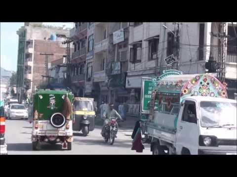 Summer Tour 2016 (4) Rickshaw Ride In Mingora-II
