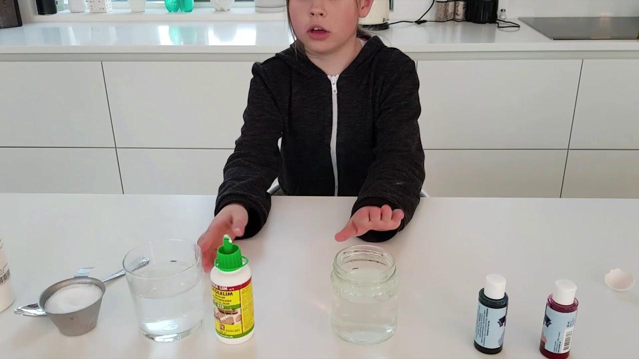 Hvordan lage saltkrystaller