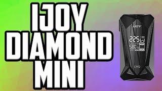 IJoy Diamond Mini - świetny box za mała kase ❗️