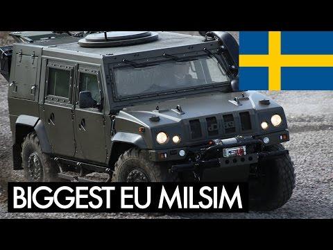 Biggest Milsim in Europe - Berget - Sweden - Vlog