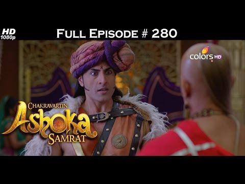 Chakravartin Ashoka Samrat - 22nd February 2016 - चक्रवतीन अशोक सम्राट - Full Episode (HD)