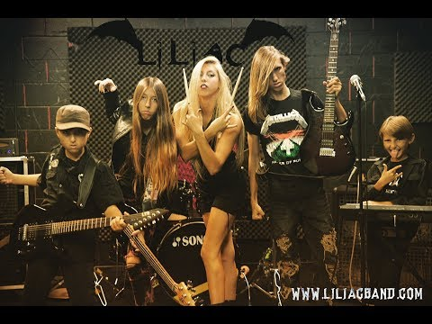 Enter Sandman - Liliac (Official Cover Music Video)