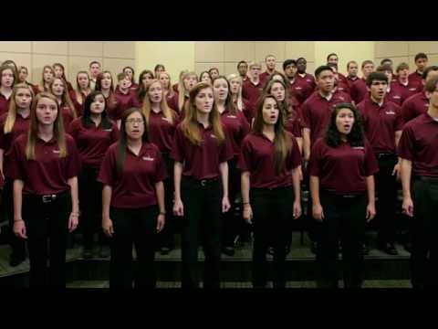 """""""In Memoriam"""" - As Performed By The Texas A&M Century Singers"""