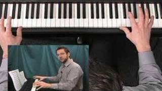 Jazz Piano Lesson E-lesson #7 [Chord Shells]