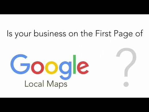 Cleveland SEO | Is Your Business Ranking #1 In Google Maps? (2018)