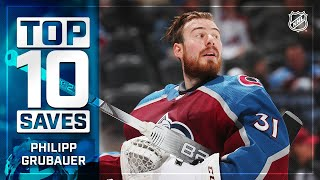 Top 10 Philipp Grubauer Saves from 2019-20   NHL