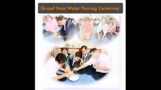 Thai Buddhist Water Pouring Ceremony Parts 1 - 3