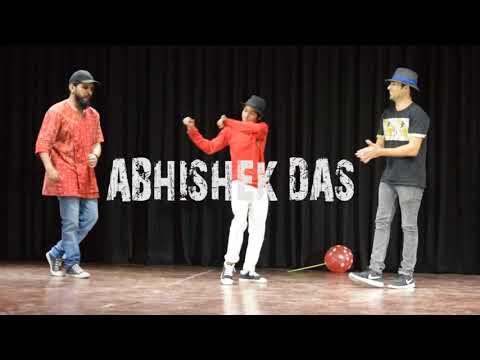 Dance Of Popping ticko and Abhishek Deepak das || full video