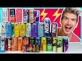 Gambar cover MIXING EVERY ENERGY DRINK TOGETHER! - EXTREME TASTE TEST