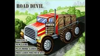 Road Devil Game Online - Road Devil truck Game - Free Car Games To Play Online