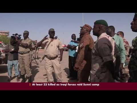 FRANCE HANDS OVER TIMBUKTU TO WEST AFRICAN TROOPS