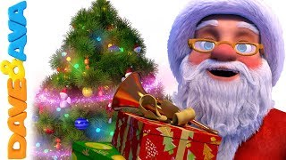 🎁 Christmas Songs | Nursery Rhymes and Baby Songs by Dave and Ava  🎁