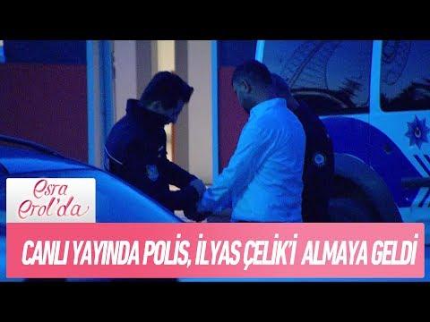 Canlı yayında polis İlyas Çelik'i almaya geldi! - Esra Erol'da 29 Ekim 2018