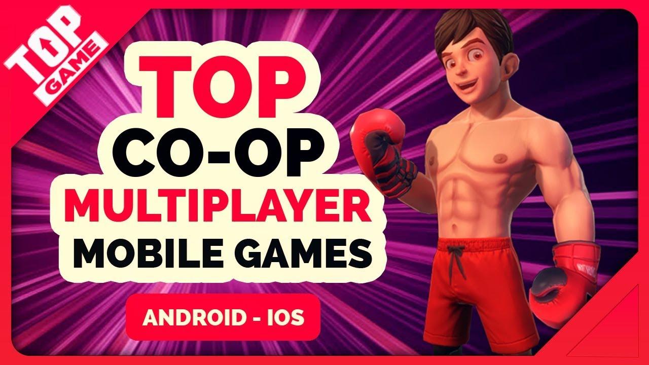[Topgame] Top game mobile Co-op & Multiplayer hay nhất ganh đua cùng bạn bè 2018