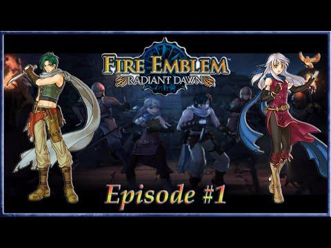 Fire Emblem: Radiant Dawn - Under Gray Skies, Trouble In Nevassa - Episode 1