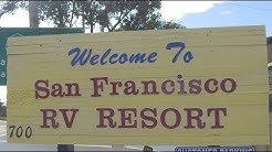 San Francisco RV Resort Campground Review - Thousand Trails (Encore) & Half Moon Bay (103)