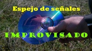 ABSsupervivencia: Espejo de señales con dos CDs