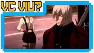 Olha quem vai fazer o anime de Devil May Cry - VC VIU? Game Over