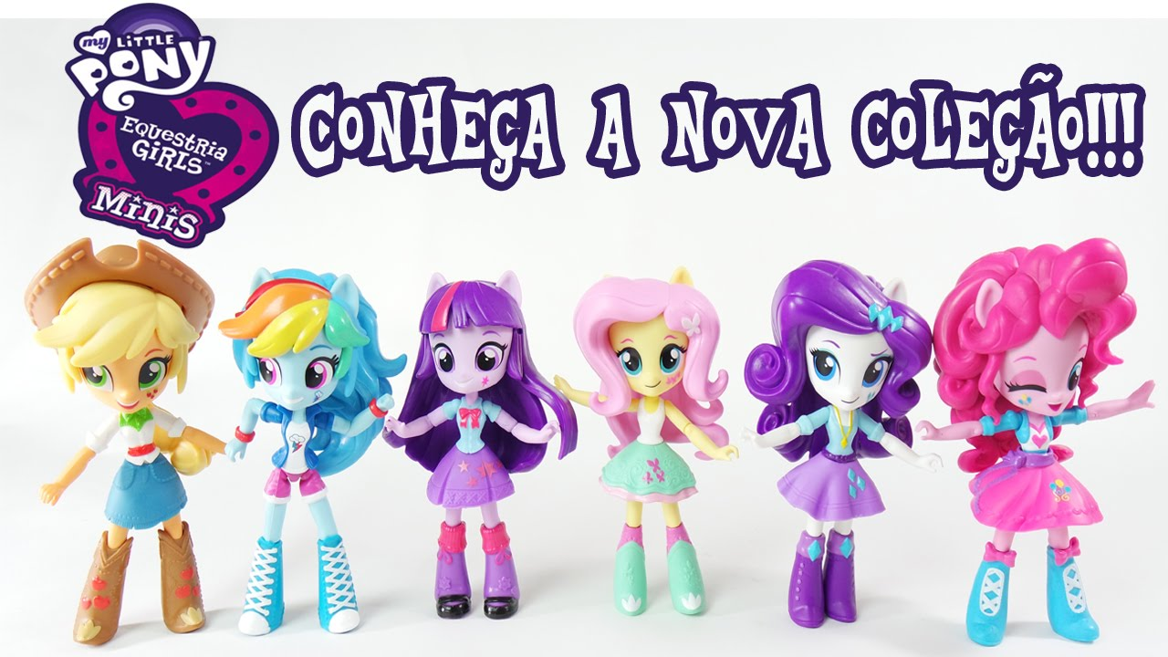 Nova Cole 231 227 O My Little Pony Equestria Girls Minis Youtube