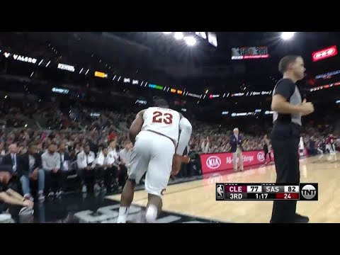 3rd Quarter, One Box Video: San Antonio Spurs vs. Cleveland Cavaliers
