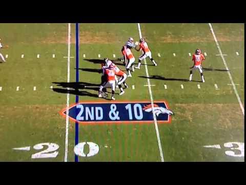 (Touchdown!!!!!!) owen daniels 20 yard score