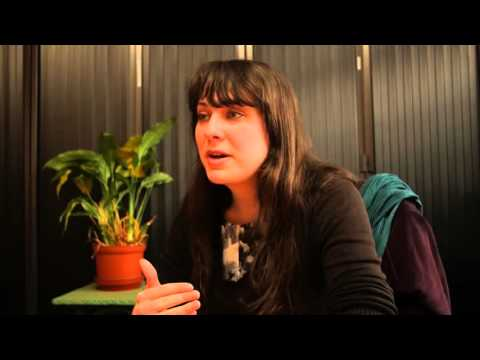 Amelia Womack - Wales Green Party candidate for South Wales Central