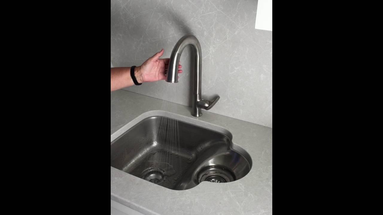 Kohler Sensor Faucet - Life Mechanical Plumbing - YouTube