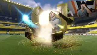 ЛУЧШИЕ ОТКРЫТИЯ ПАКОВ В FIFA 17