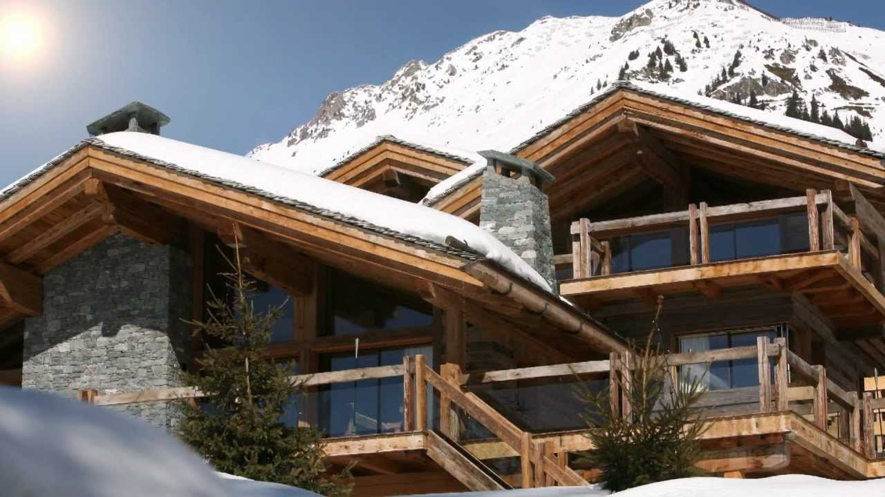 Verbier Luxury Chalet For Sale Youtube