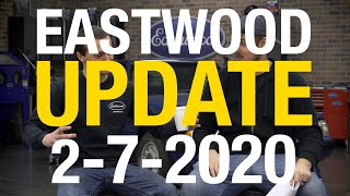 BREAKING NEWS! Latest Products, Videos & Sales - Eastwood Update for 2-07-20