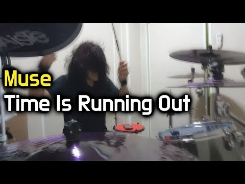 Muse - Time Is Running Out - Drum Cover (By Boogie Drum)