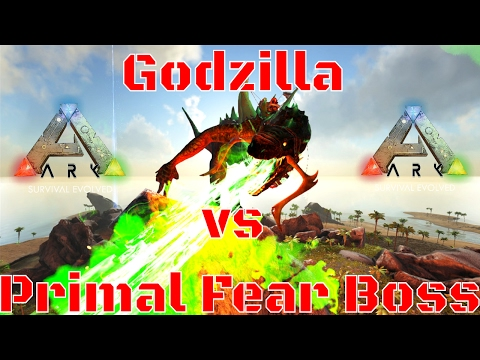 Ark: Season 2 Finale - Godzilla Vs Primal Fear - Did Godzillark Win?
