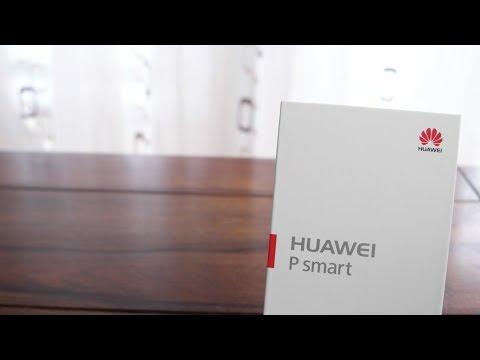 Huawei P smart Unboxing (Deutsch) - Viel Power für wenig Geld?