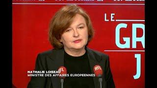 Le Grand Jury de Nathalie Loiseau