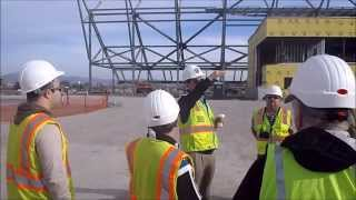 San Jose Earthquakes New Stadium Tour - Part 1 (2/18/14)