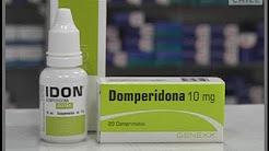 Consumo de domperidona podría ser riesgoso para la salud