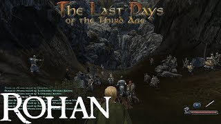 M&B: Warband (The Last Days - Rohan) #5 - Battle at the Troll Cave!