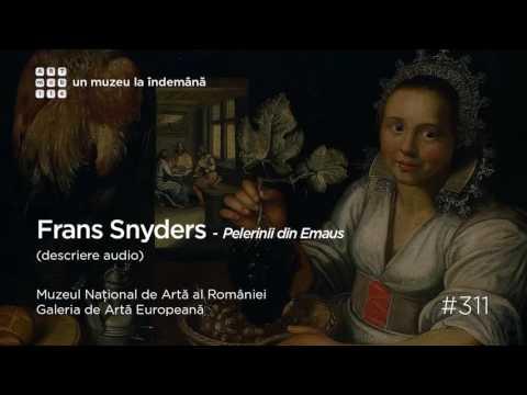 Galeria de Artă Europeană: #311 Frans Snyders Pelerinii din Emaus   audio