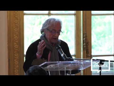 An Evening with Adonis—2017 PEN World Voices Festival