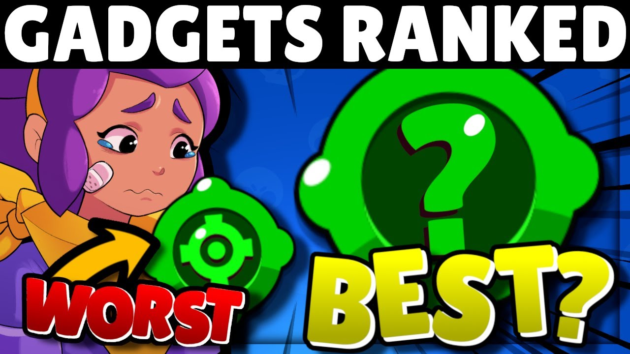 Download EVERY Gadget RANKED from WORST to BEST!   Gadget Tier List