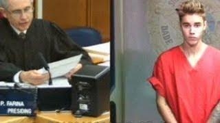 Суд обзял Джастина Бибера заплатить штраф и пройти курсы управления гневом (новости)