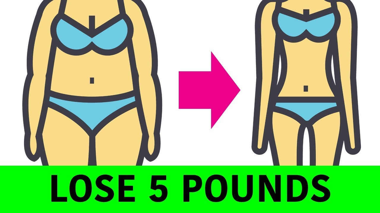 Lose 12 Pounds In a Week - Simple and Effective Exercises